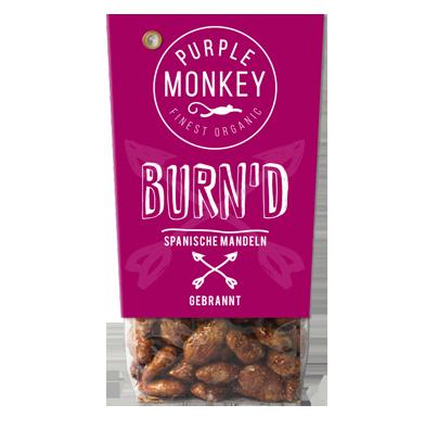 Purple-Monkey-Sweet-Fruits-&-Nuts-Burnd-Almond-Spanische-Mandeln-Dark-Burnd-Gebrannte-Mandeln-Klemm-Design